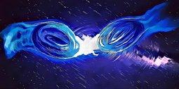 Merging boson stars could explain massive black hole collision and prove existence of dark matter  https://phys.org/news/2021-02-merging-boson-stars-massive-black.html
